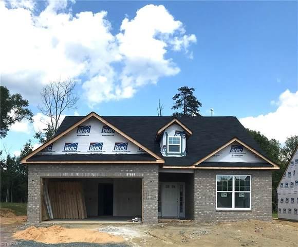 2529 Sunfield Drive Lot 52, Graham, NC 27253 (MLS #985363) :: Ward & Ward Properties, LLC