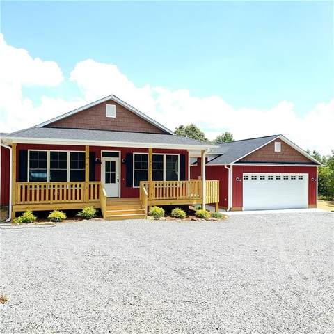 3487 Old Mountain Road, Lexington, NC 27292 (MLS #985374) :: Berkshire Hathaway HomeServices Carolinas Realty