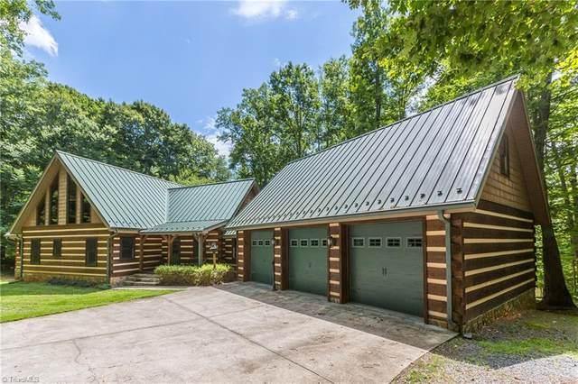 1387 Gatewood Road, Walnut Cove, NC 27052 (MLS #985399) :: Ward & Ward Properties, LLC