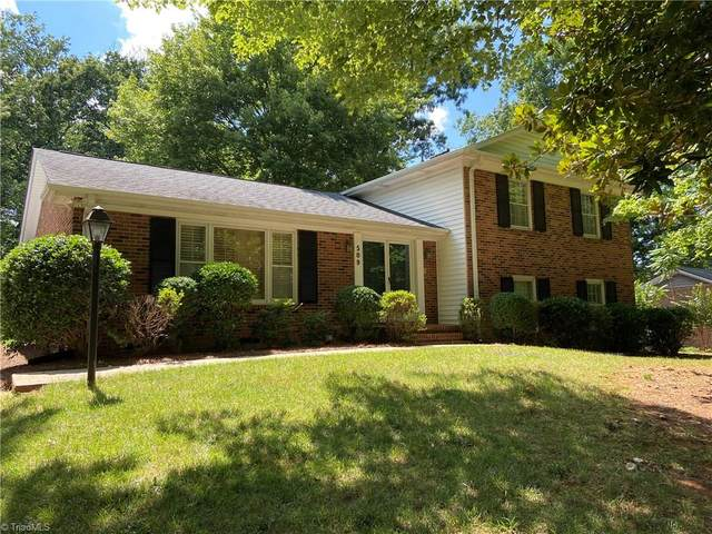 509 Leawood Drive, Greensboro, NC 27410 (MLS #985401) :: Greta Frye & Associates | KW Realty Elite