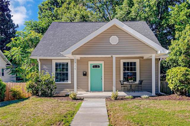 1834 Brantley Street, Winston Salem, NC 27103 (MLS #985406) :: Berkshire Hathaway HomeServices Carolinas Realty