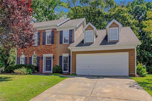 4204 Braddock Road, High Point, NC 27265 (MLS #985408) :: Ward & Ward Properties, LLC