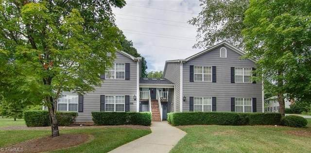 806 Ashebrook Drive B, Greensboro, NC 27409 (MLS #985437) :: Ward & Ward Properties, LLC
