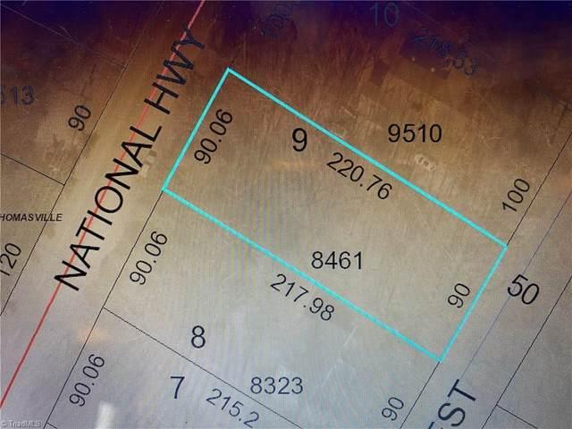 0 Lake Drive W, Thomasville, NC 27360 (MLS #985462) :: Team Nicholson