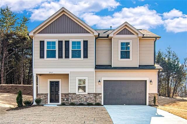 6410 Beaver Pond Court, Pfafftown, NC 27040 (#985469) :: Premier Realty NC