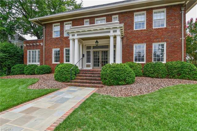 1815 Dalton Road, Greensboro, NC 27408 (#985470) :: Premier Realty NC