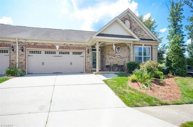 5245 Esher Drive, Walkertown, NC 27051 (MLS #985495) :: Ward & Ward Properties, LLC