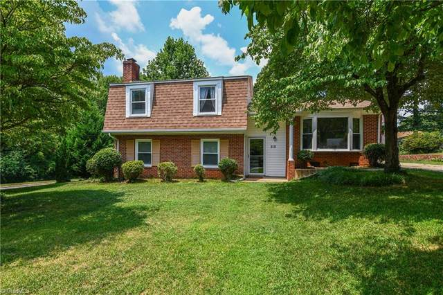 512 Edney Ridge Road, Greensboro, NC 27408 (#985498) :: Premier Realty NC