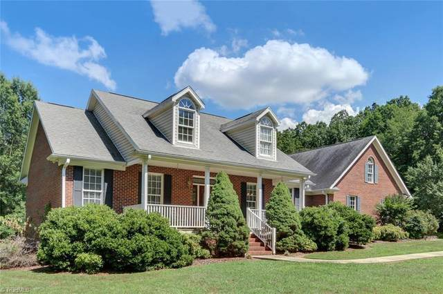 4119 Nc Highway 150, Browns Summit, NC 27214 (MLS #985516) :: Berkshire Hathaway HomeServices Carolinas Realty