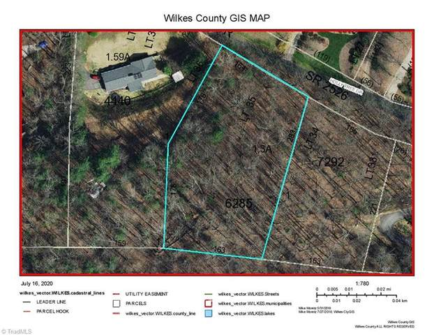 0 Holly Tree Drive, Wilkesboro, NC 28697 (MLS #985541) :: Ward & Ward Properties, LLC