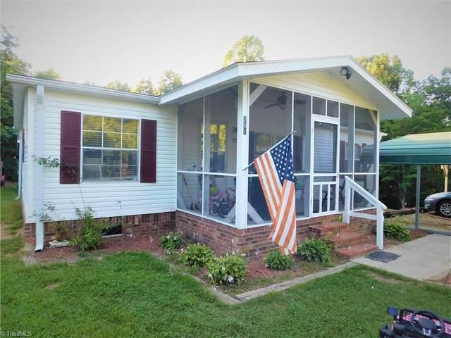 261 E Ridge Circle, Pilot Mountain, NC 27041 (MLS #985634) :: Ward & Ward Properties, LLC