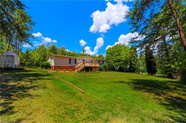 1130 Mineral Springs Road, Madison, NC 27025 (MLS #985681) :: Ward & Ward Properties, LLC