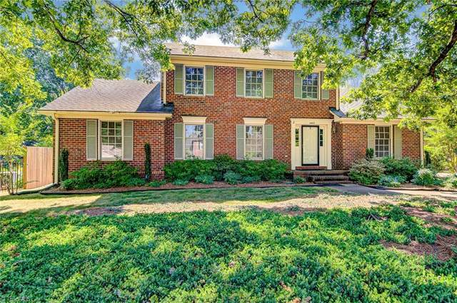 1402 Worthington Place, Greensboro, NC 27410 (#985763) :: Premier Realty NC