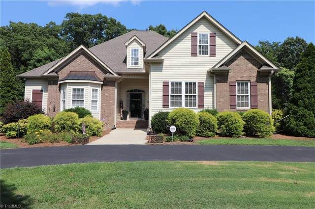 6200 Tether Court, Summerfield, NC 27358 (#985839) :: Premier Realty NC