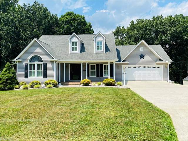 126 Stratford Place, Dobson, NC 27017 (#985874) :: Premier Realty NC