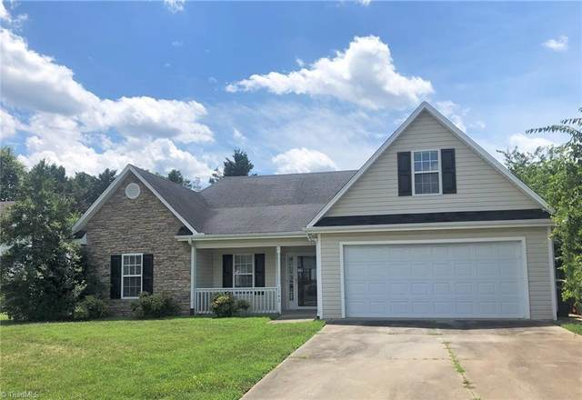1742 Spring Path Trail, Clemmons, NC 27012 (MLS #985889) :: Berkshire Hathaway HomeServices Carolinas Realty