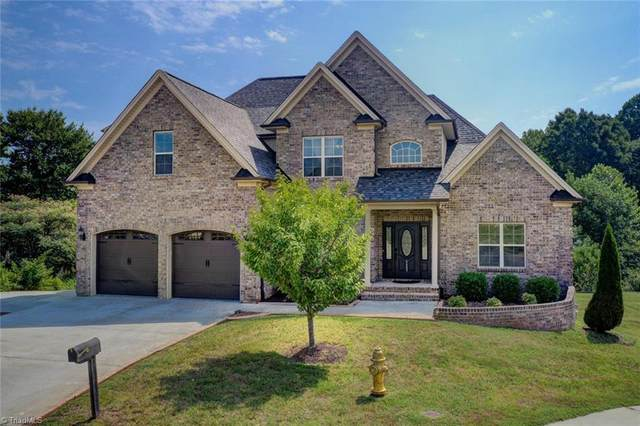 6609 Ridge Run Court, Clemmons, NC 27012 (MLS #985899) :: Ward & Ward Properties, LLC
