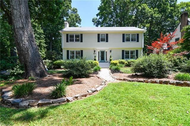 3510 Spicebush Trail, Greensboro, NC 27410 (MLS #985974) :: Ward & Ward Properties, LLC