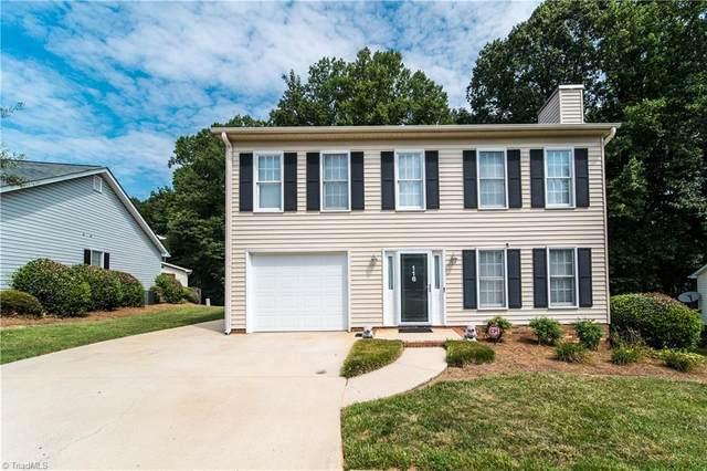 116 Edgedale Court, Kernersville, NC 27284 (MLS #986042) :: Ward & Ward Properties, LLC