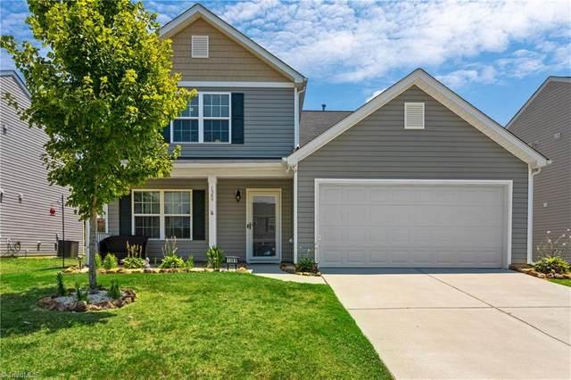 1389 Aurora Glen Drive, Rural Hall, NC 27045 (MLS #986077) :: Ward & Ward Properties, LLC