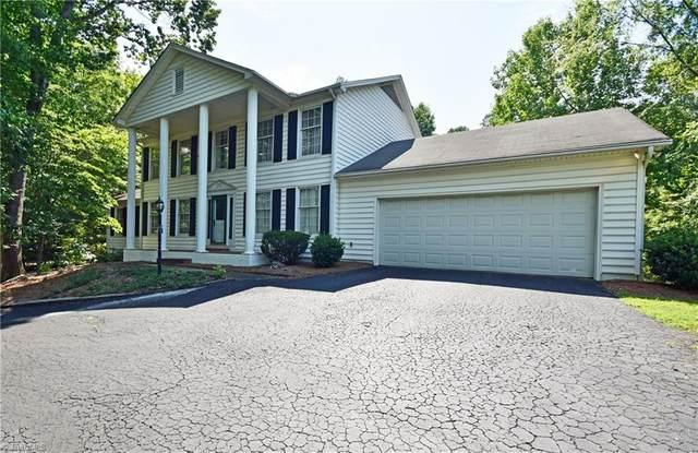 7538 Lasater Road, Clemmons, NC 27012 (MLS #986126) :: Ward & Ward Properties, LLC
