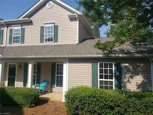 140 Pinewood Lane, Advance, NC 27006 (MLS #986138) :: Ward & Ward Properties, LLC