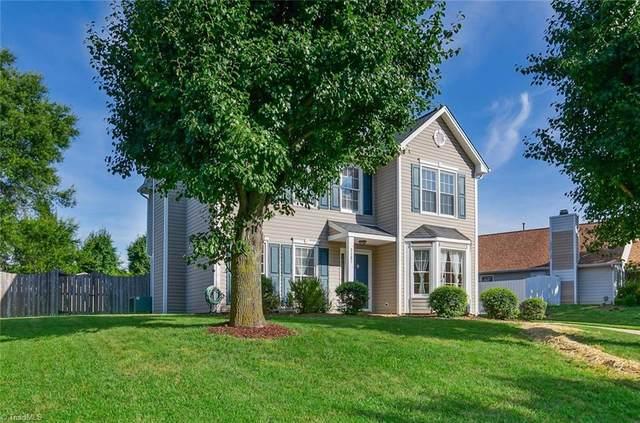 3307 Winburn Drive, Greensboro, NC 27410 (#986165) :: Premier Realty NC