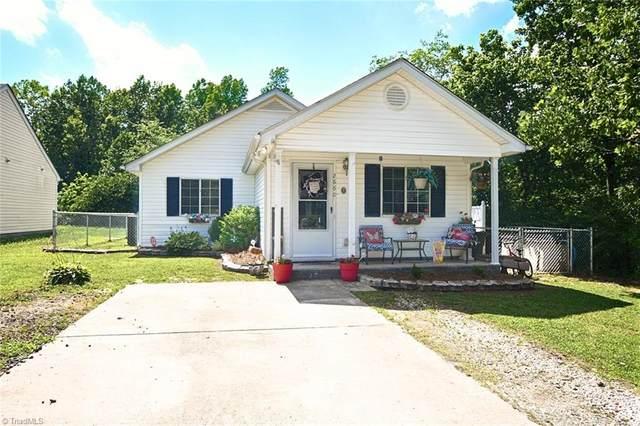 2660 Stratford Lake Road, Winston Salem, NC 27103 (MLS #986197) :: Ward & Ward Properties, LLC