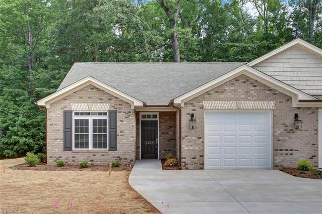 2220 St James Drive, Reidsville, NC 27320 (#986234) :: Mossy Oak Properties Land and Luxury