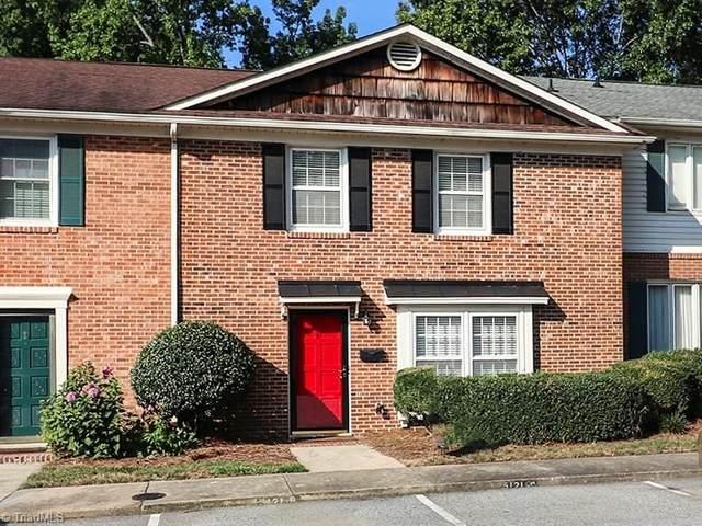 5121 Lawndale Drive B, Greensboro, NC 27455 (MLS #987316) :: Berkshire Hathaway HomeServices Carolinas Realty
