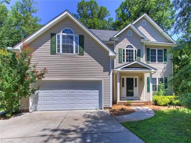 8302 Berrywood Court, Colfax, NC 27235 (MLS #987352) :: Ward & Ward Properties, LLC