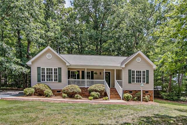 245 Walnut Creek Lane, Asheboro, NC 27205 (MLS #987447) :: Ward & Ward Properties, LLC