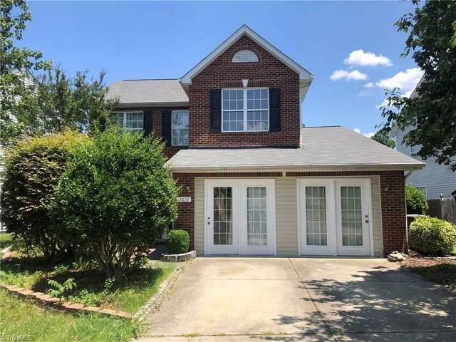 3816 Parkway Vista Road, Greensboro, NC 27409 (MLS #987512) :: Berkshire Hathaway HomeServices Carolinas Realty