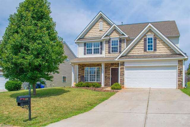 109 Rosemont Lane, Lexington, NC 27295 (#987528) :: Premier Realty NC