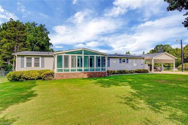 519 Wil O Pat Road, Reidsville, NC 27320 (MLS #987553) :: Ward & Ward Properties, LLC