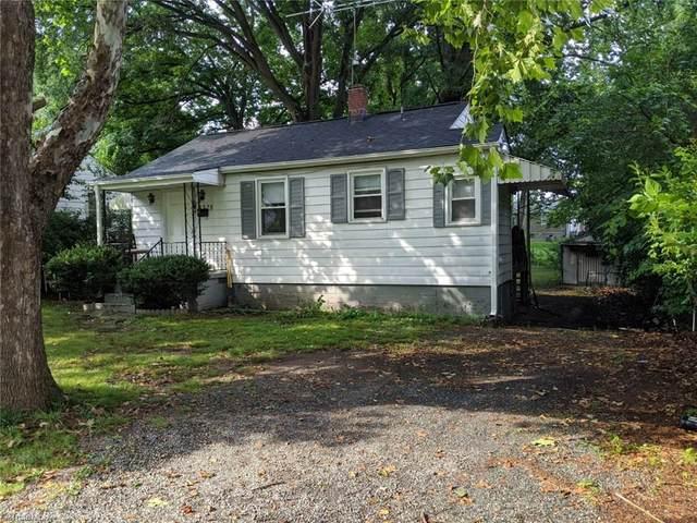 1325 Woodside Drive, Greensboro, NC 27405 (MLS #987557) :: Berkshire Hathaway HomeServices Carolinas Realty