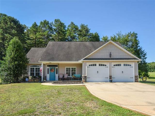 2100 Waterford Pointe Road, Lexington, NC 27292 (#987579) :: Premier Realty NC