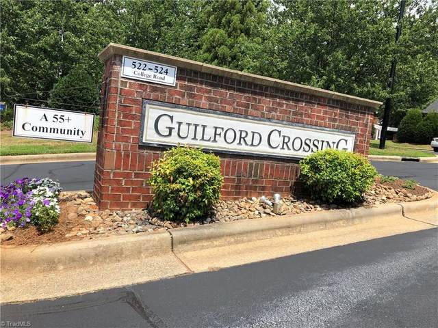 522 College Road #103, Greensboro, NC 27410 (MLS #987580) :: Ward & Ward Properties, LLC