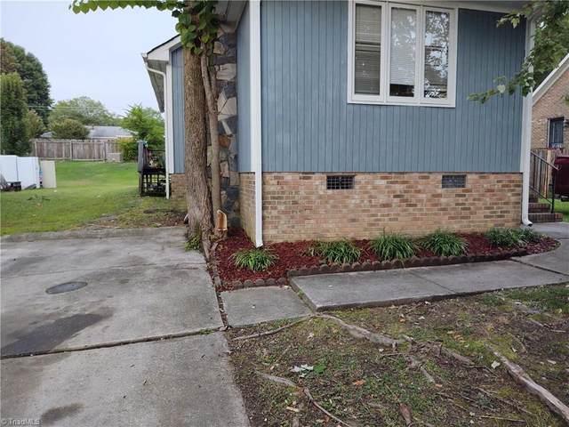 1603 Pear Tree Lane, Greensboro, NC 27401 (MLS #987603) :: Ward & Ward Properties, LLC