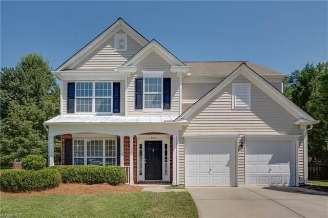 3425 Nottaway Drive, Jamestown, NC 27282 (MLS #987622) :: Ward & Ward Properties, LLC