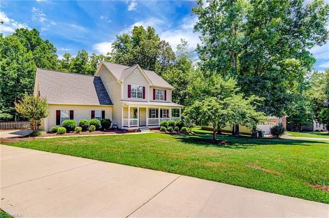 7906 Cress Court, Oak Ridge, NC 27310 (MLS #987630) :: Ward & Ward Properties, LLC