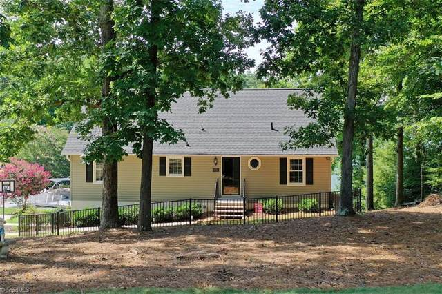 1826 Beckner Road, Lexington, NC 27292 (#987638) :: Premier Realty NC