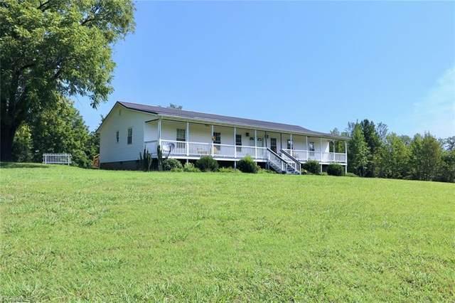 65 Zimmerman Road, Blanch, NC 27212 (MLS #987671) :: Berkshire Hathaway HomeServices Carolinas Realty
