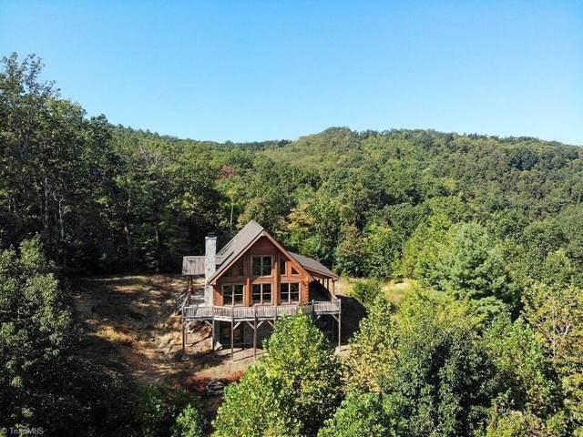1447 Gambill Creek Road, Hays, NC 28635 (MLS #987726) :: Ward & Ward Properties, LLC