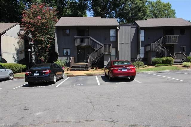 122 Cedar Cove Lane, Winston Salem, NC 27104 (MLS #987799) :: Ward & Ward Properties, LLC