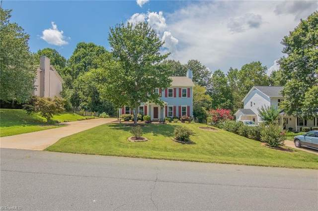 540 Covington Ridge Road, Winston Salem, NC 27107 (MLS #987841) :: Greta Frye & Associates | KW Realty Elite