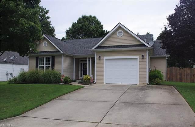 1075 Brookgreen Lane, Kernersville, NC 27284 (#987853) :: Premier Realty NC