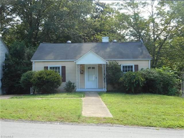 905 Bellview Street, Winston Salem, NC 27103 (MLS #987855) :: Ward & Ward Properties, LLC