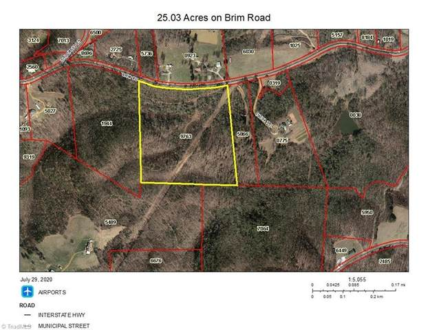 253 Acres on Brim Road, Mount Airy, NC 27030 (#987857) :: Mossy Oak Properties Land and Luxury