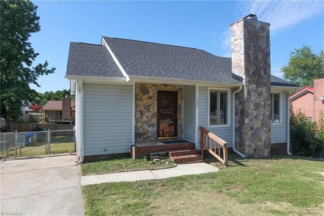 2504 Pear Street, Greensboro, NC 27401 (MLS #987870) :: Ward & Ward Properties, LLC